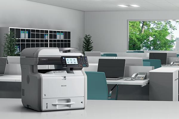 Vi forhandler Nashuatec multifunksjonsmaskiner kopi/print/skann