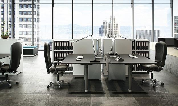 Vi har kontormøbler fra Fumac