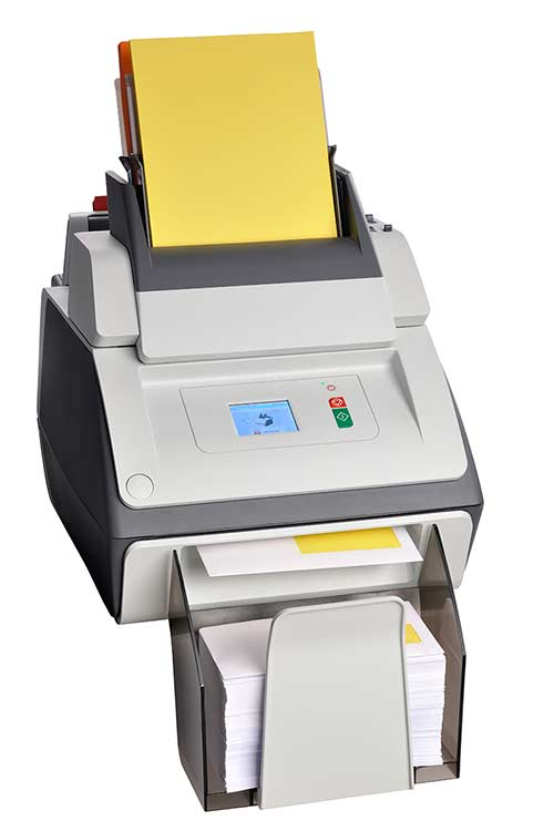 Neopost DS35 konvolutteringsmaskin