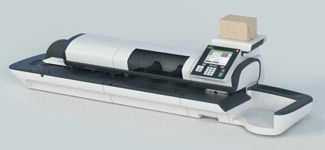 Neopost IS480 frankeringsmaskin