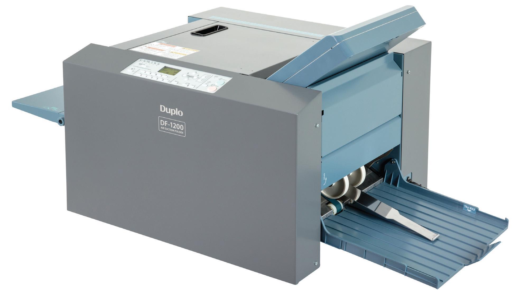 Duplo DF-1200 falsemaskin