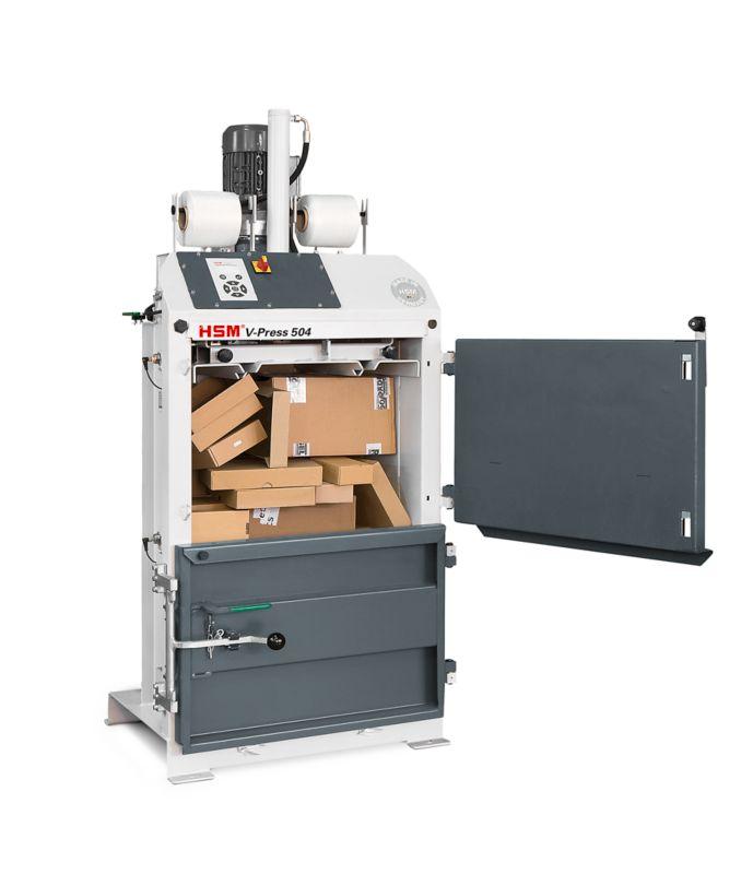 HSM papp-presser