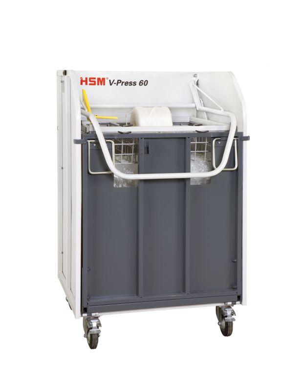 HSM V-press 60 papp presse