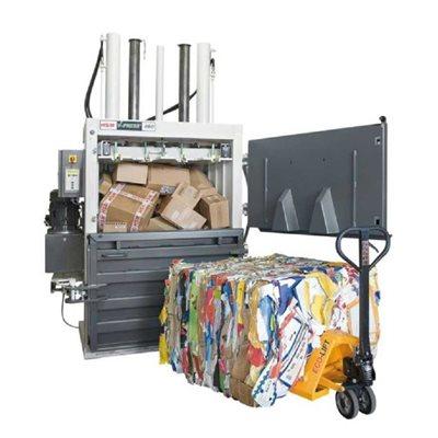 HSM 860 balle-presse