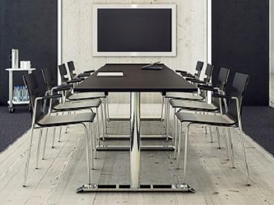 Vi leverer alt fra Fumac kontormøbler og møteromsmøbler