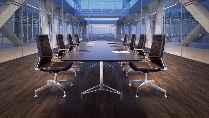 Vi leverer møteromssmøbler fra Fumac scan sørlie og Interstuhl