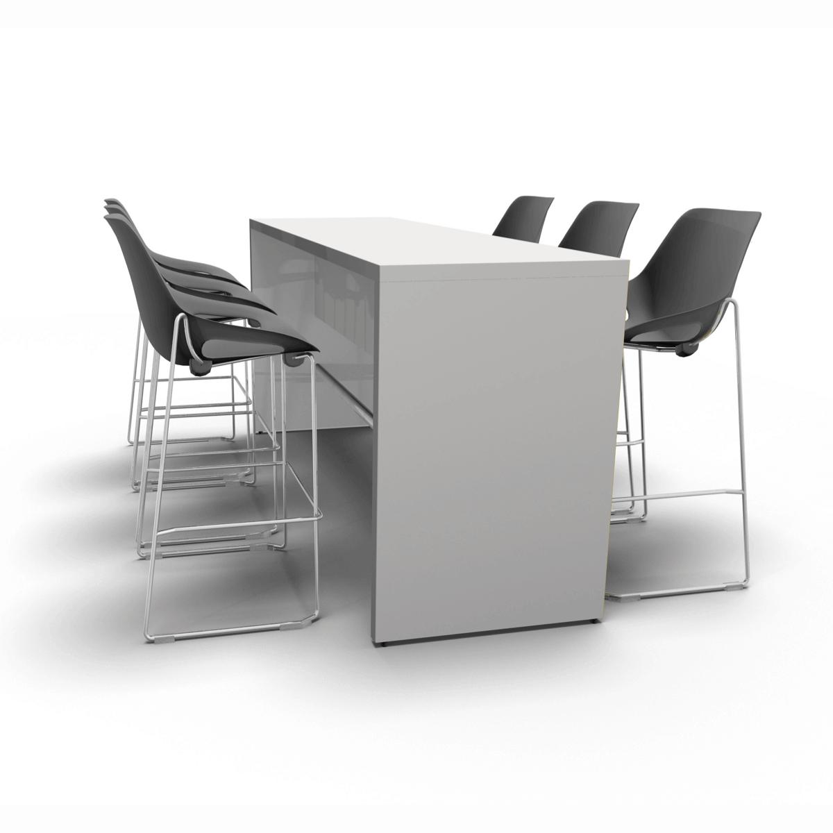 Vi forhandler kantinemøbler fra Fumac og Scan sørlie