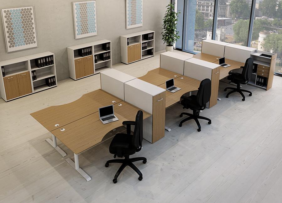 VI forhandler kontormøbler og kontorstoler